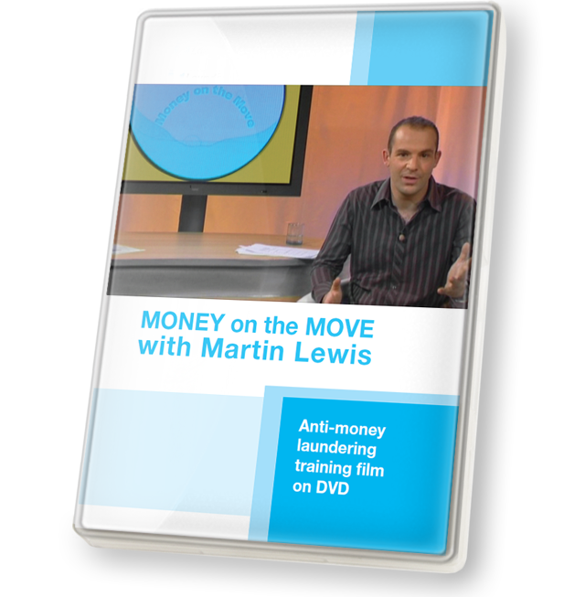 Product image showing Money On The Move DVD cover